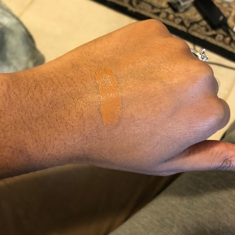 Swatch of 355 Coconut